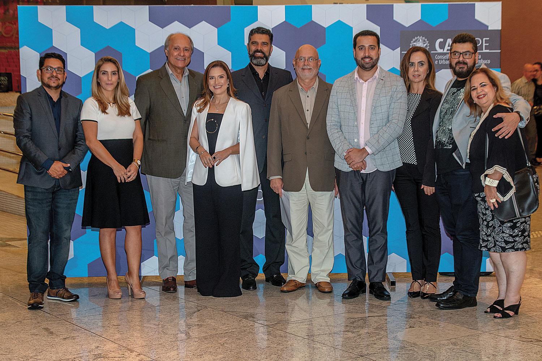 Participantes do evento CAU PE