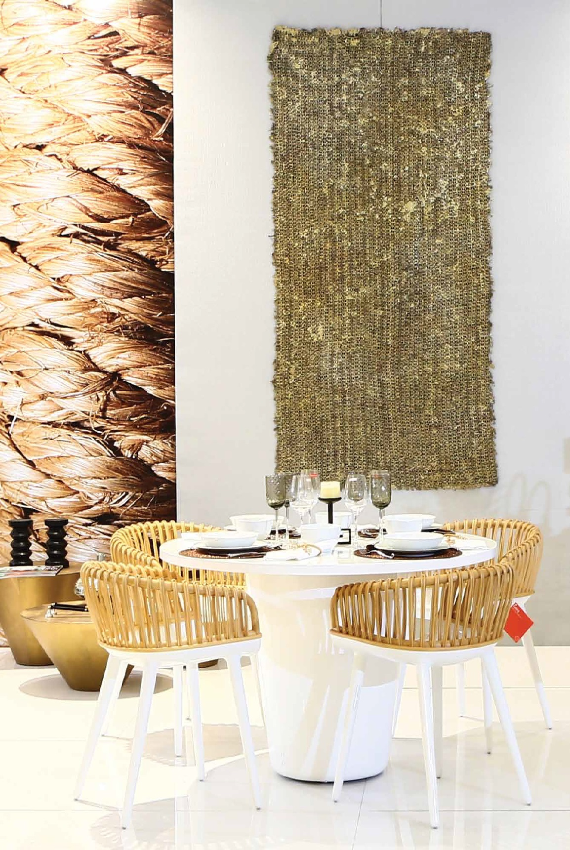 Ambiente de Monica Paes no RioMar Design e Decor 2015