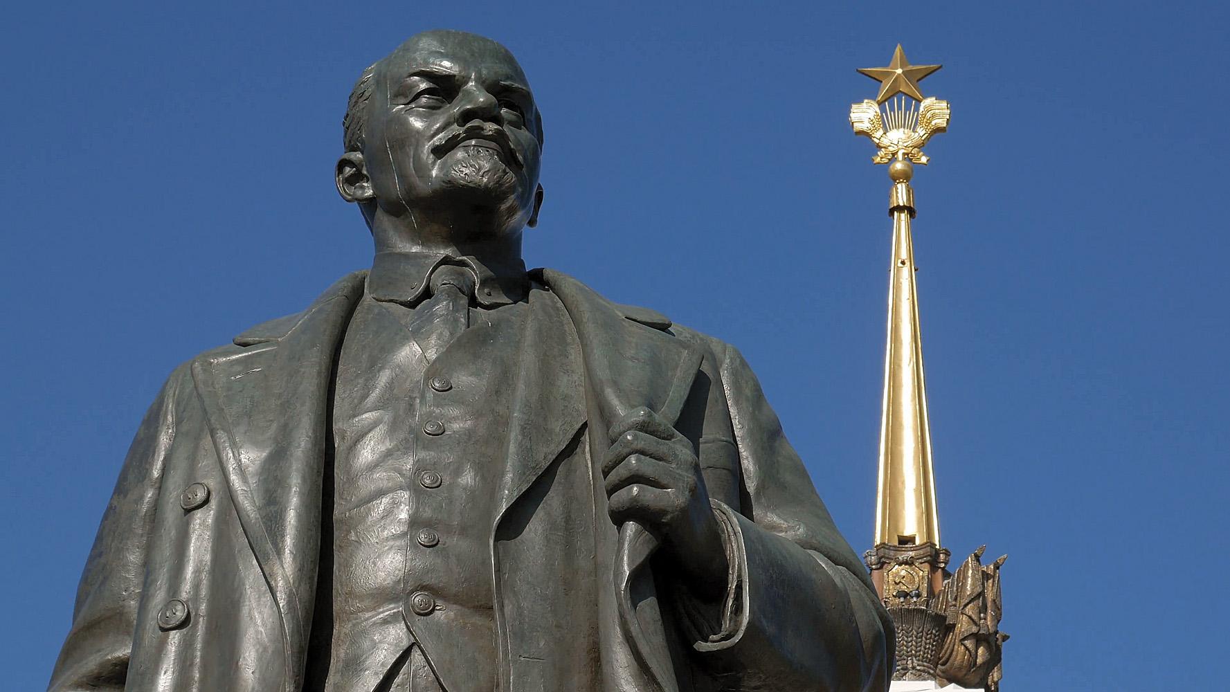 Moscou estatua