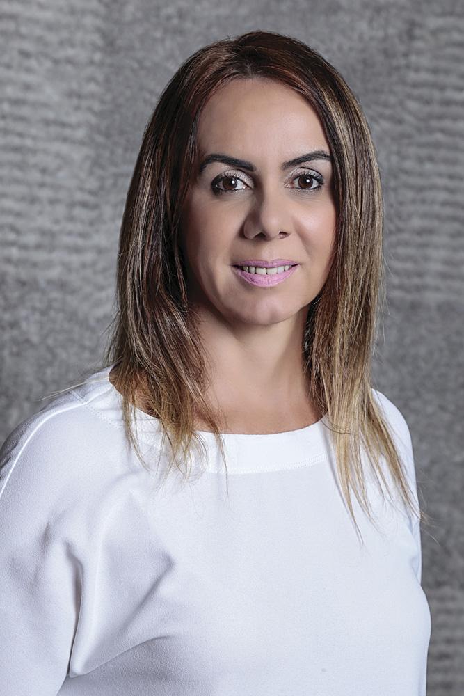 Arquiteta associada APA Sandra Brandão
