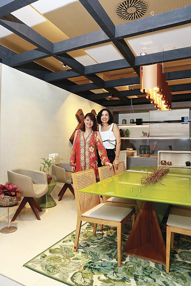 Riomar casa 2017. Arquitetas: Ana Maria Menezes e Raissa Cavalcanti. Foto: Marcelo Marona