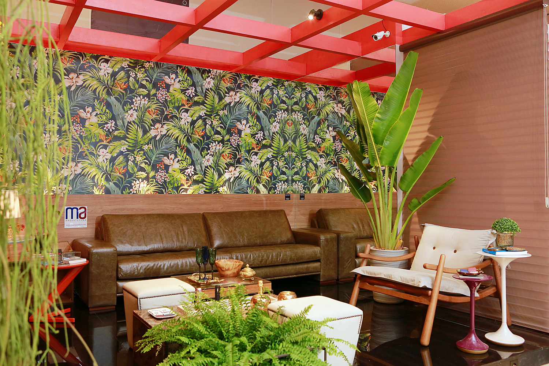 Riomar casa 2017. Ambiente: lounge champanheria. foto: marcelo marona
