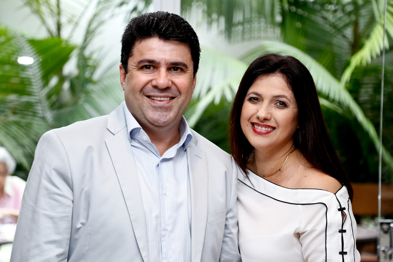 Edmilson e Rozani Valino, proprietários da Todeschini