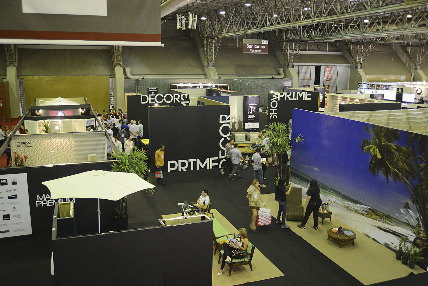 Decor Prime Show Abertura do Evento 2013